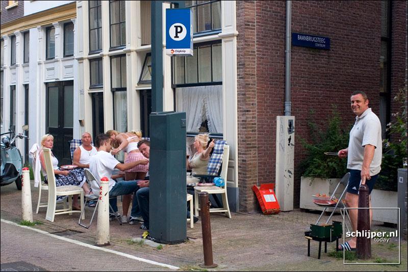 Nederland, Amsterdam, 31 augustus 2005