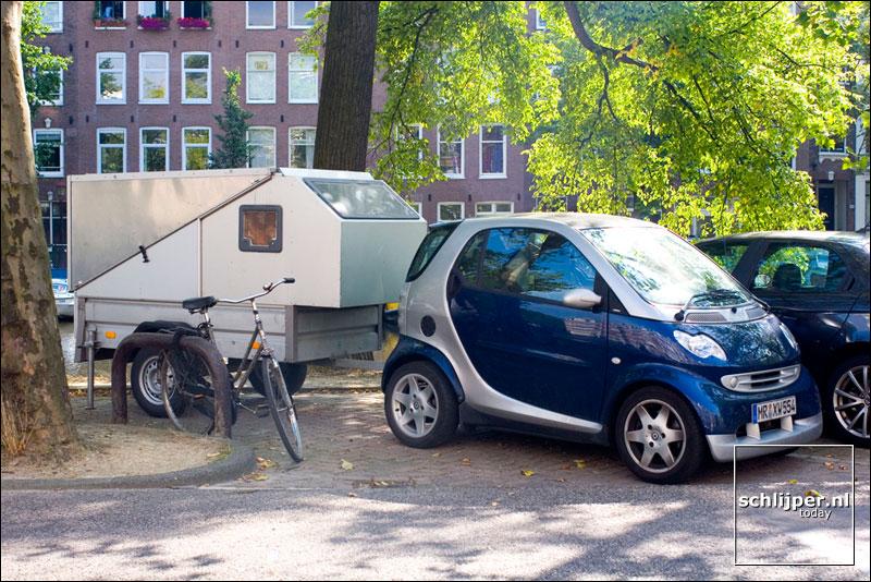 Nederland, Amsterdam, 8 september 2005