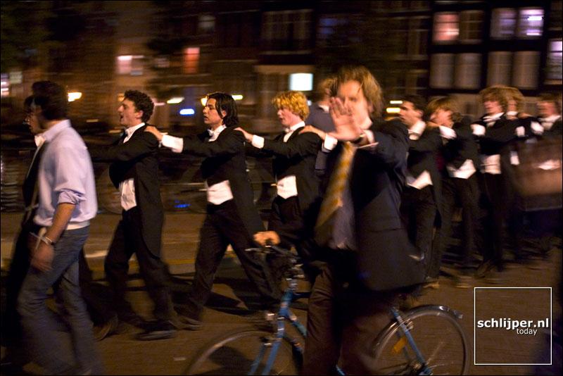 Nederland, Amsterdam, 13 september 2005