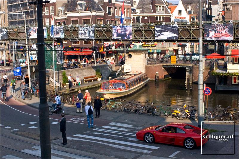 Nederland, Amsterdam, 21 september 2005