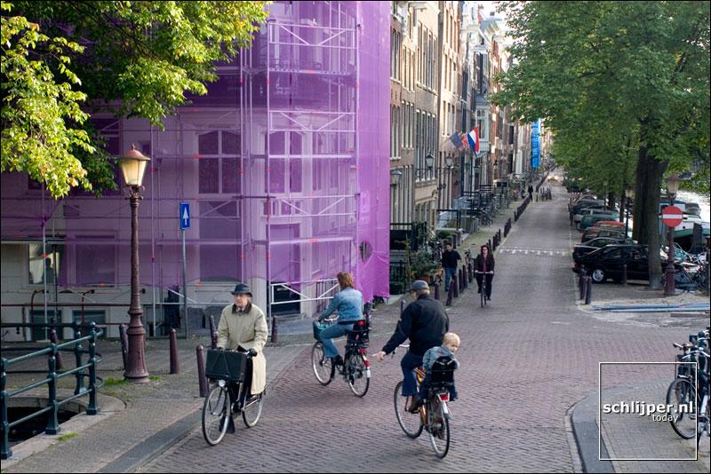 Nederland, Amsterdam, 28 september 2005
