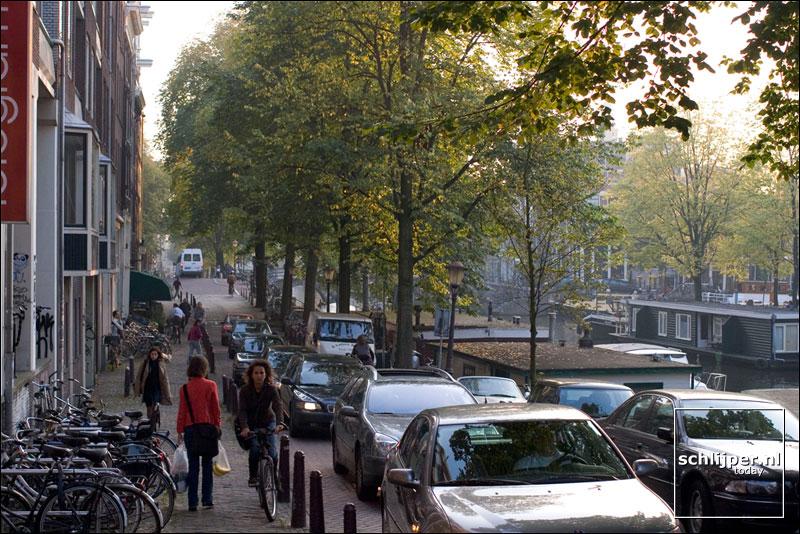 Nederland, Amsterdam, 7 oktober 2005