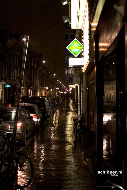 Nederland, Amsterdam, 2 november 2005