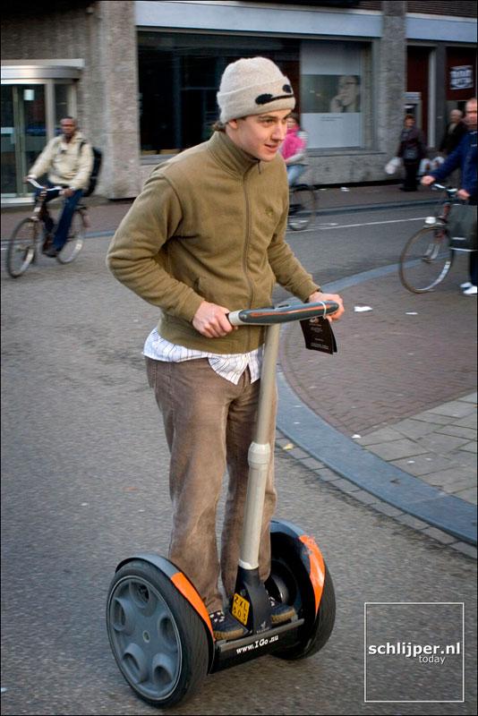 Nederland, Amsterdam, 12 november 2005