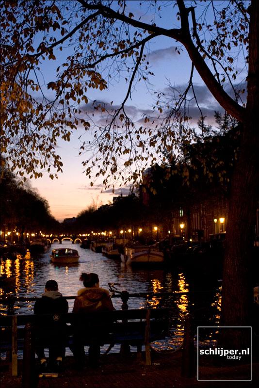 Nederland, Amsterdam, 13 november 2005