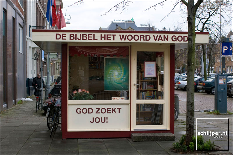 Nederland, Amsterdam, 15 november 2005