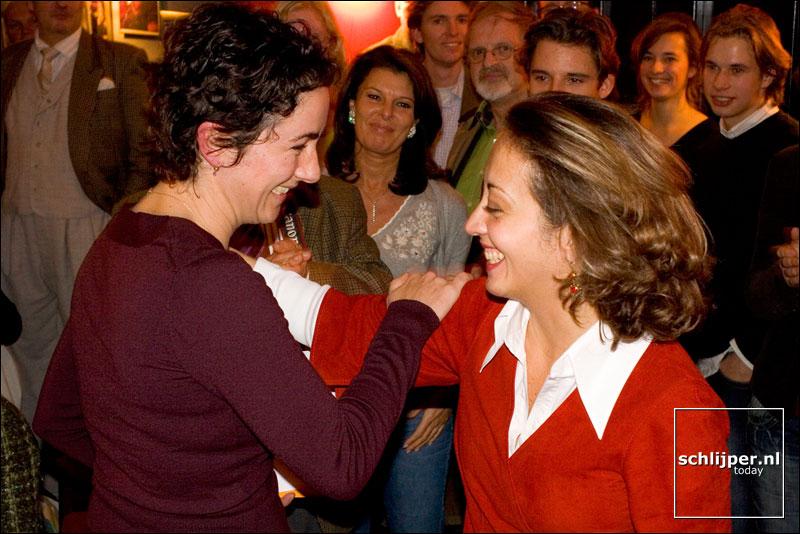 Nederland, Amsterdam, 16 november 2005