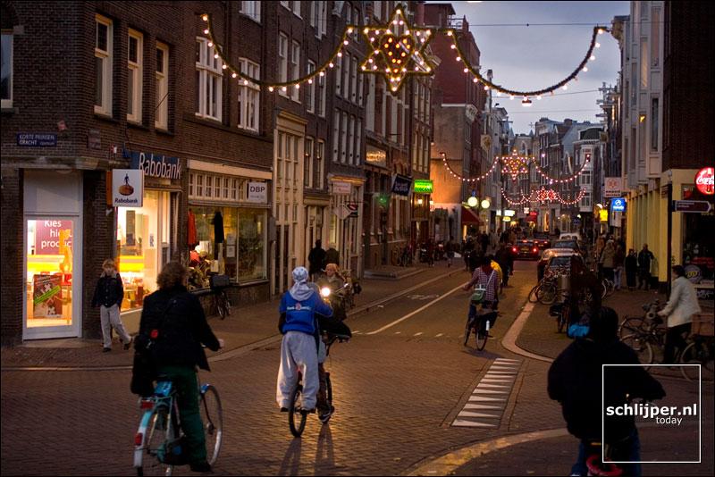 Nederland, Amsterdam, 20 november 2005