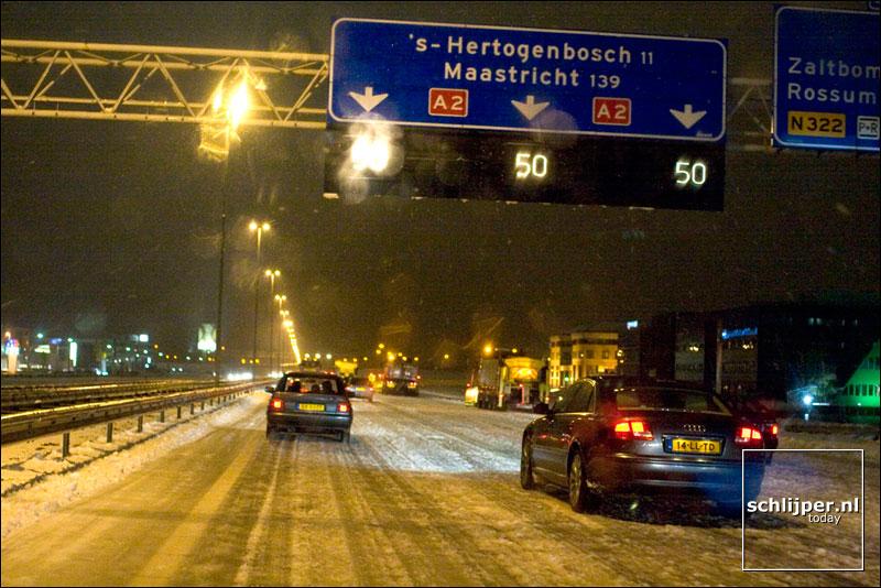 Nederland, Zaltbommel, 26 november 2005