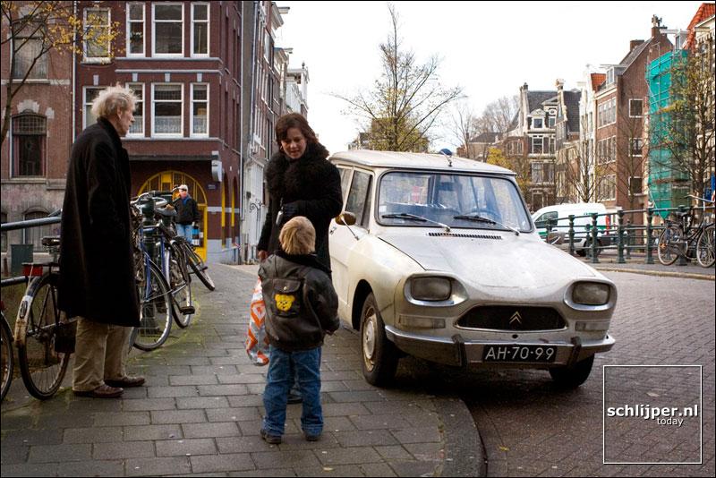 Nederland, Amsterdam, 7 december 2005