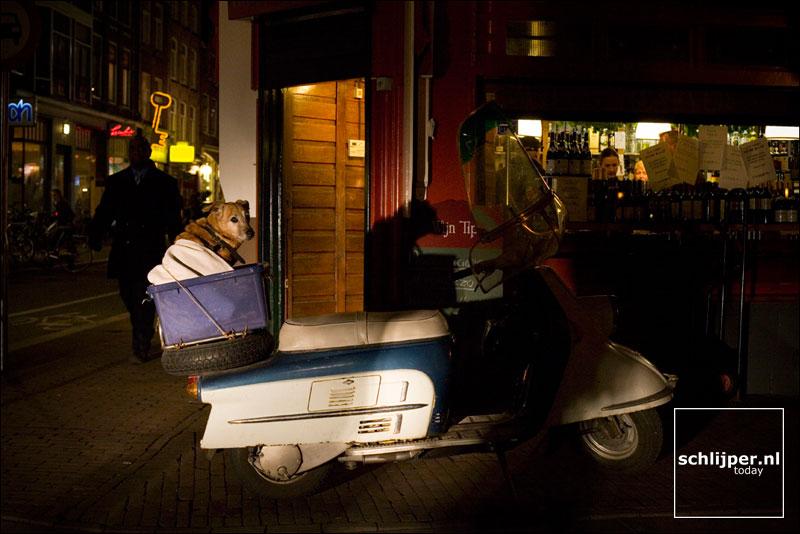 Nederland, Amsterdam, 16 december 2005