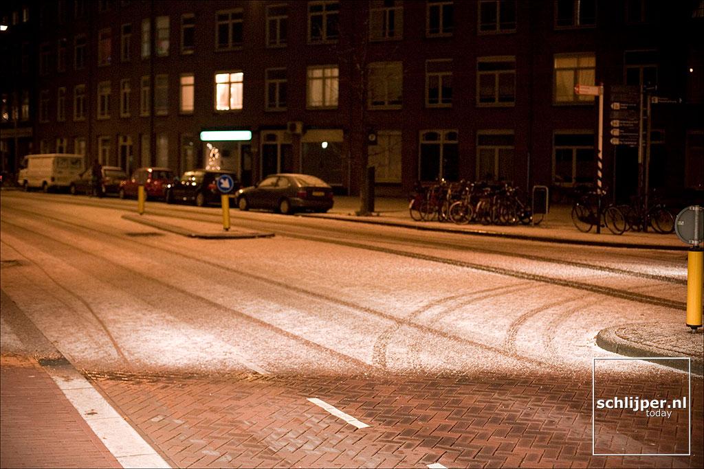 Nederland, Amsterdam, 17 december 2005