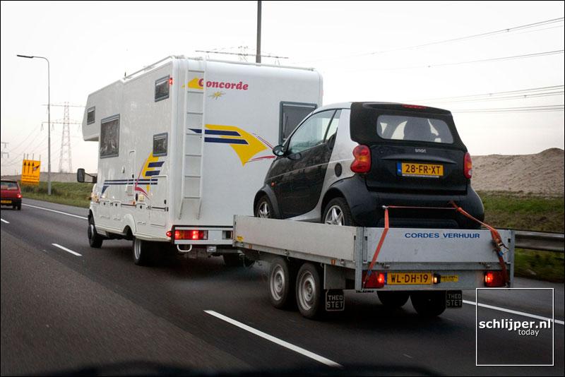 Nederland, Nieuwer ter Aa, 23 december 2005