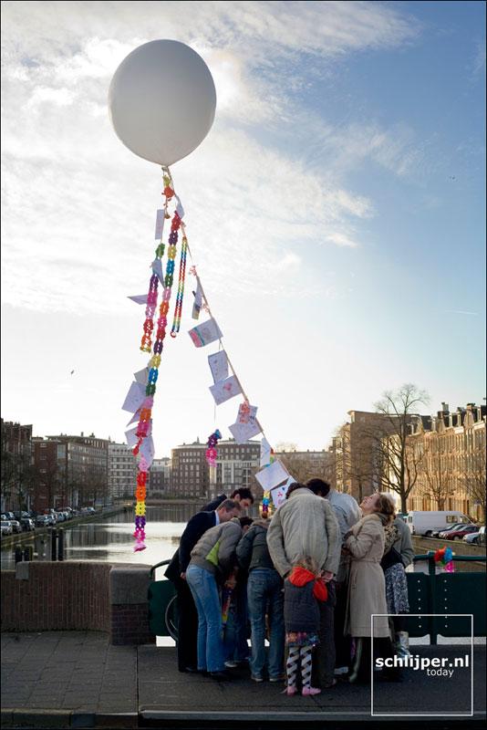 Nederland, Amsterdam, 25 december 2005
