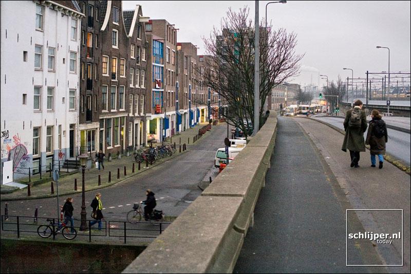 Nederland, Amsterdam, 30 januari 2006