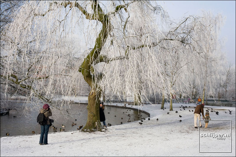 Nederland, Amsterdam, 1 februari 2006