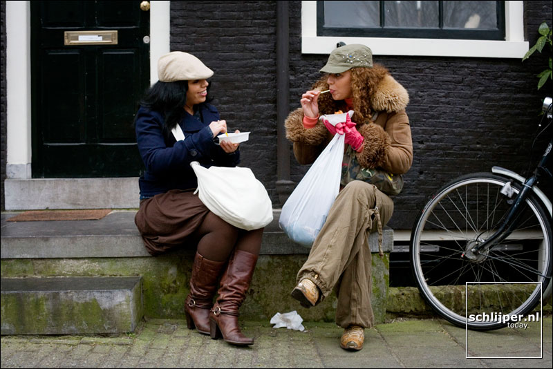 Nederland, Amsterdam, 4 februari 2006