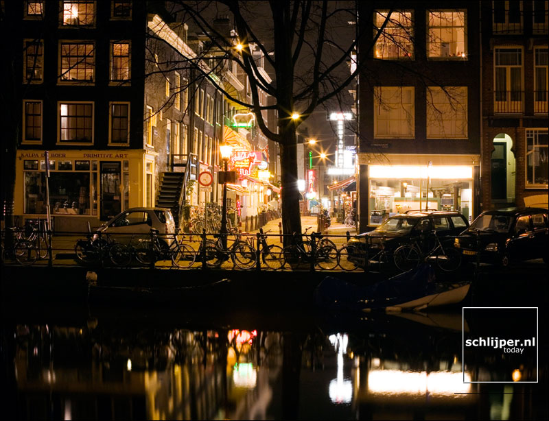 Nederland, Amsterdam, 5 februari 2006