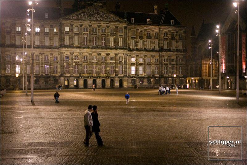 Nederland, Amsterdam, 12 februari 2006