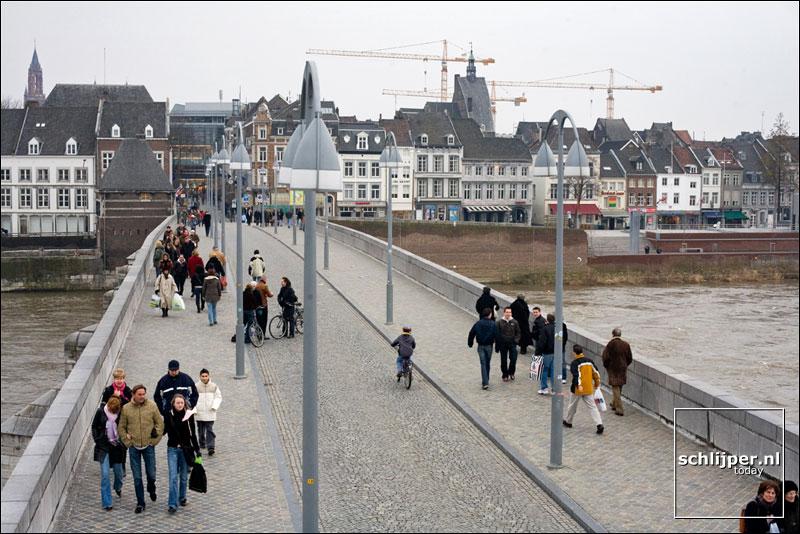 Nederland, Maastricht, 11 maart 2006