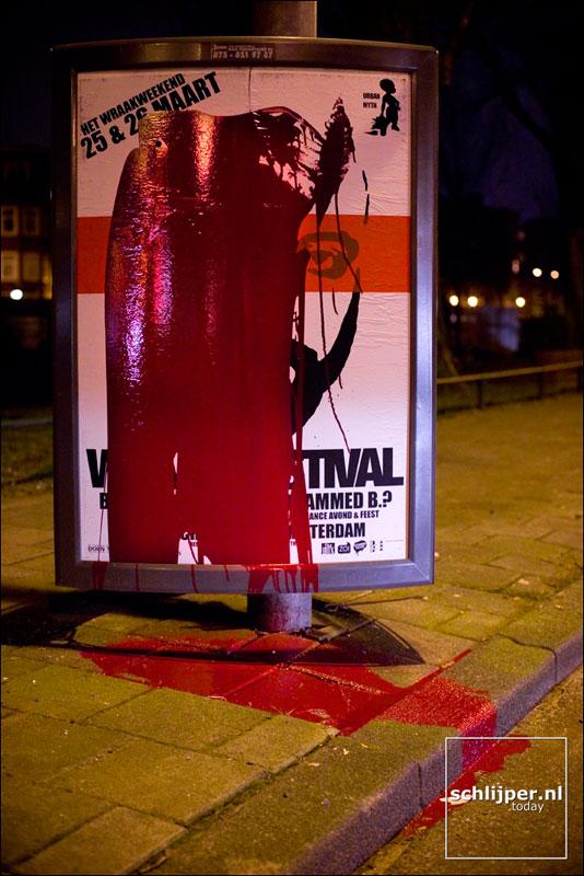 Nederland, Amsterdam, 16 maart 2006