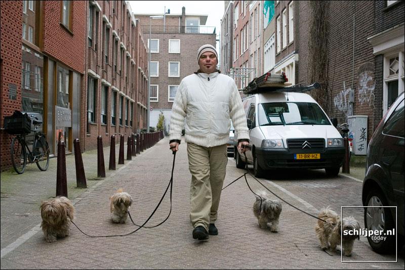 Nederland, Amsterdam, 17 maart 2006