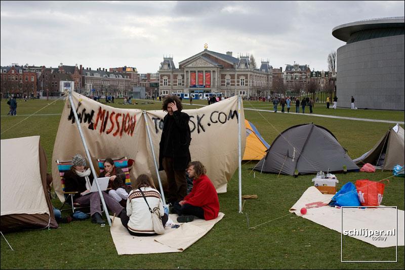 Nederland, Amsterdam, 26 maart 2006