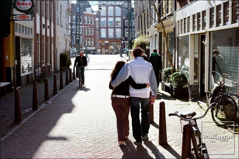 Nederland, Amsterdam, 28 maart 2006