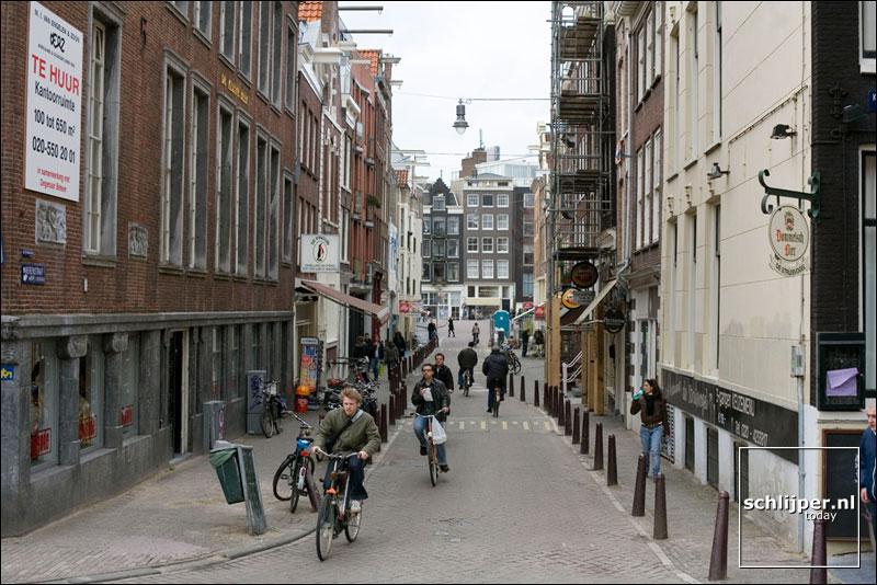 Nederland, Amsterdam, 30 maart 2006