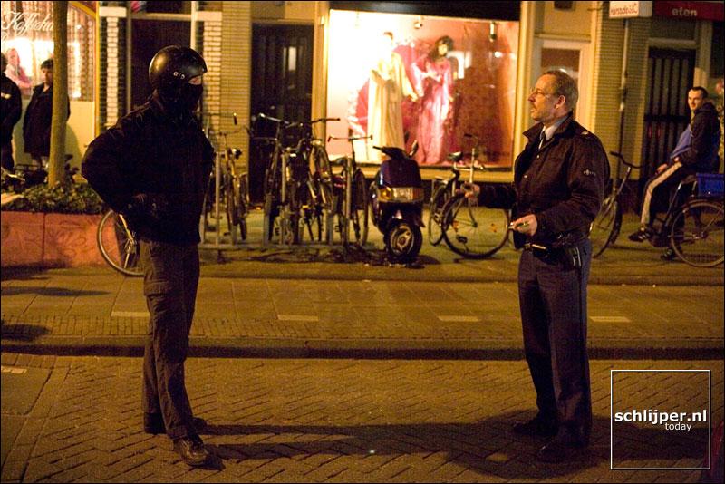 Nederland, Amsterdam, 31 maart 2006