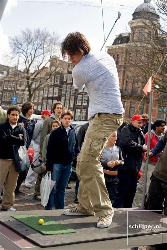 Nederland, Amsterdam, 1 april 2006