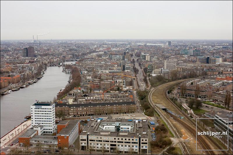 Nederland, Amsterdam, 6 april 2006