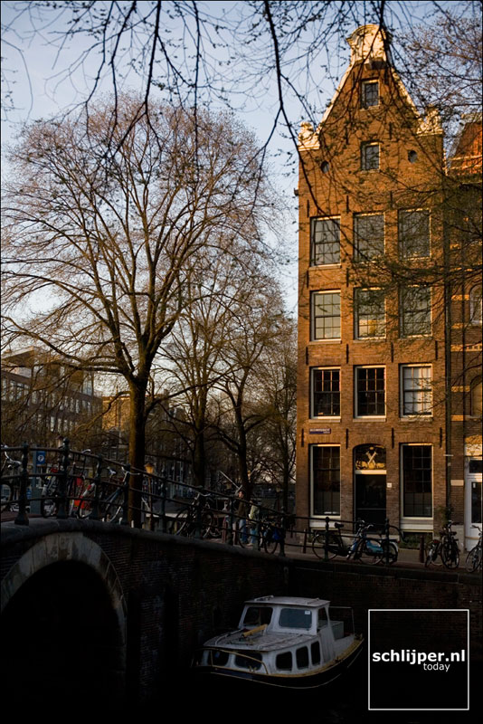 Nederland, Amsterdam, 14 april 2006