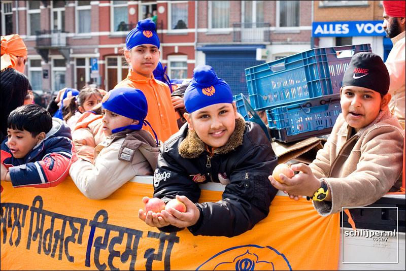 Nederland, Amsterdam, 16 april 2006