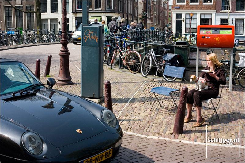 Nederland, Amsterdam, 25 april 2006