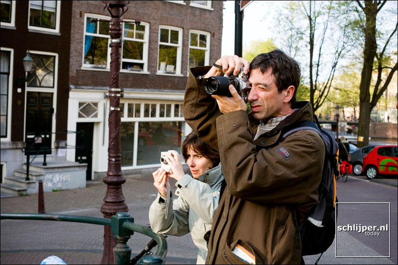 Nederland, Amsterdam, 27 april 2006