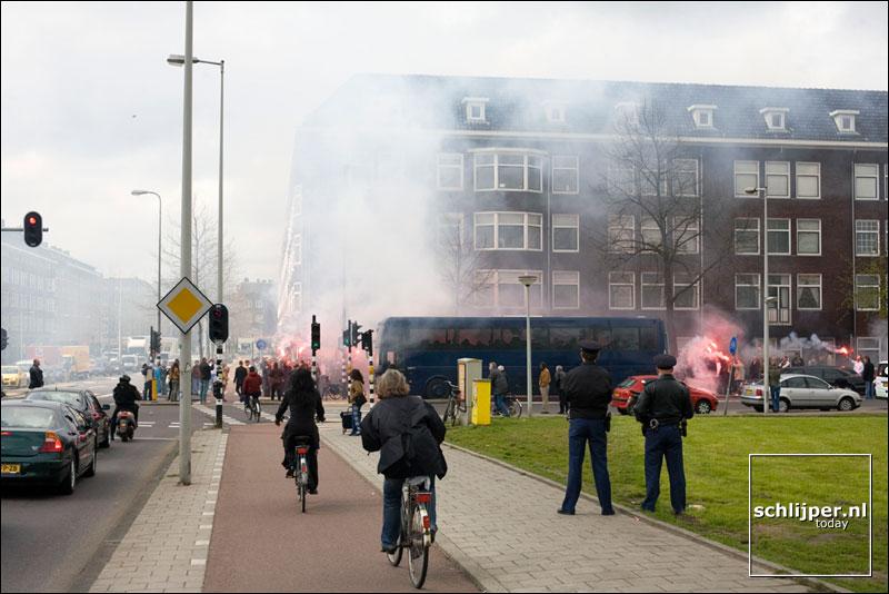 Nederland, Amsterdam, 28 april 2006