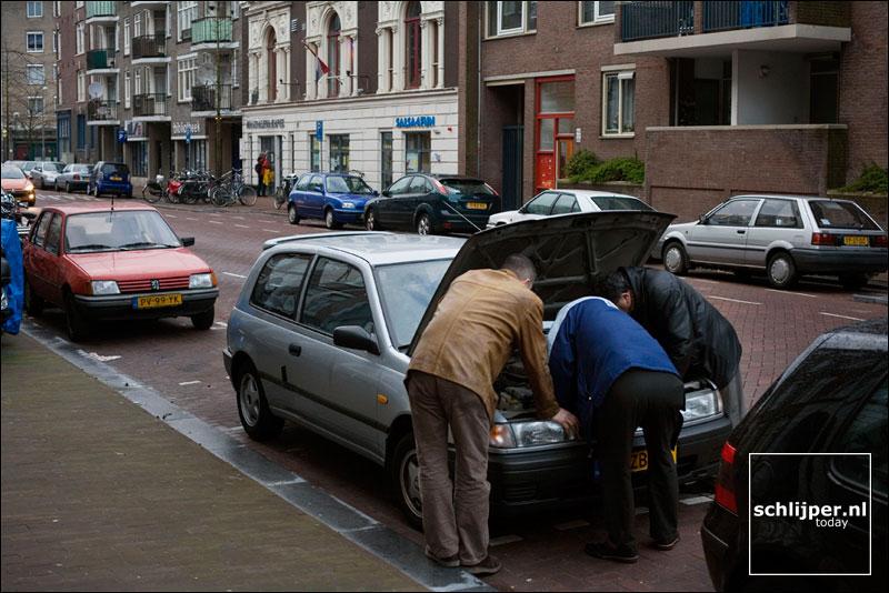 Nederland, Amsterdam, 1 mei 2006