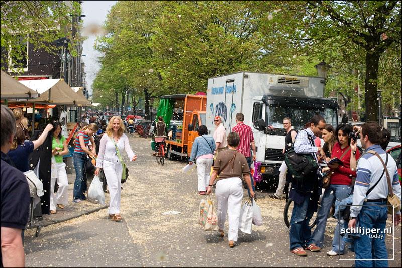 Nederland, Amsterdam, 13 mei 2006