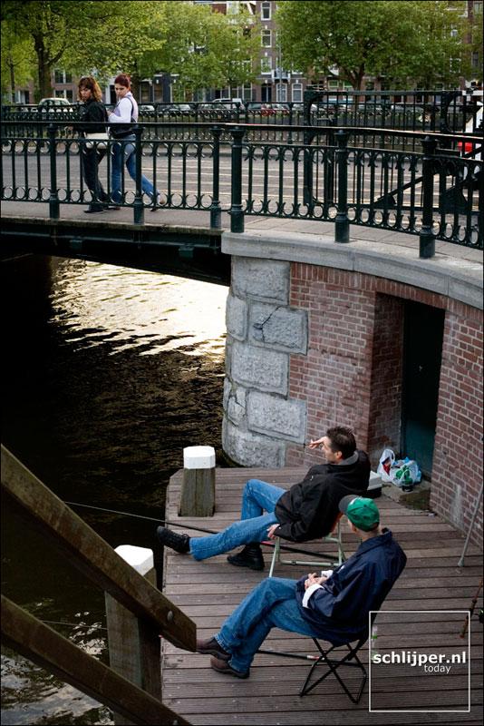 Nederland, Amsterdam, 25 mei 2006