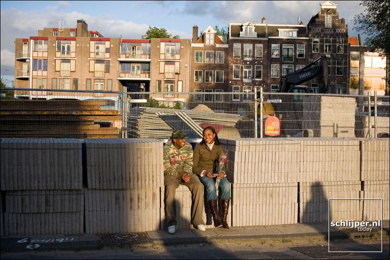 Nederland, Amsterdam, 30 mei 2006