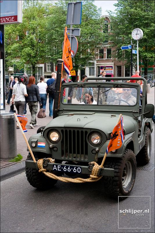 Nederland, Amsterdam, 4 juni 2006