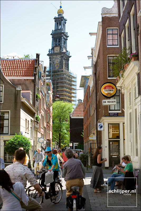 Nederland, Amsterdam, 17 juni 2006