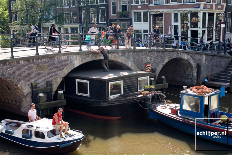 Nederland, Amsterdam, 19 juni 2006