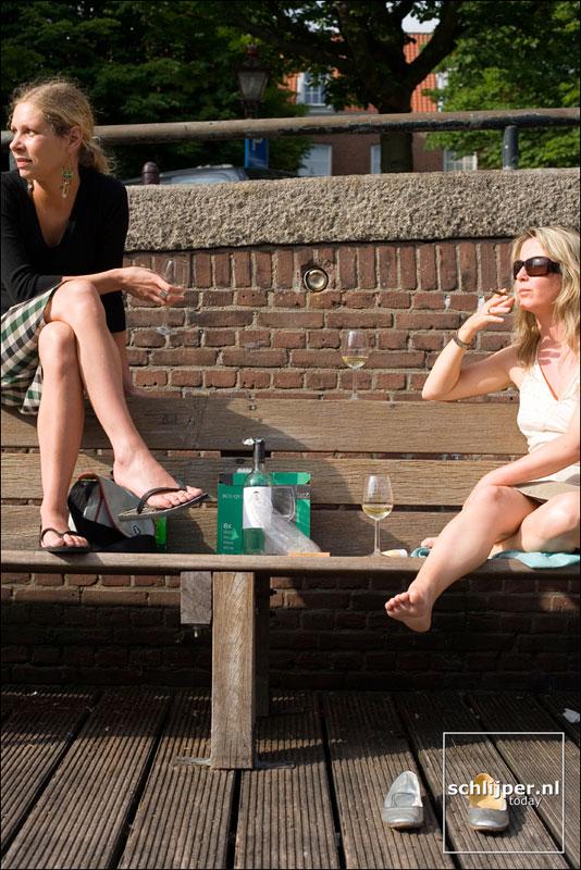 Nederland, Amsterdam, 20 juni 2006