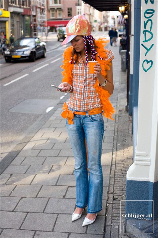 Nederland, Amsterdam, 21 juni 2006
