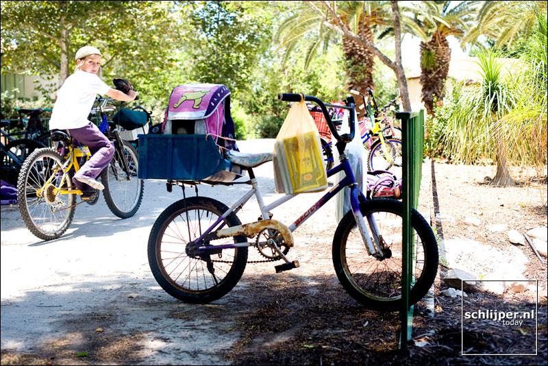 Israel, Kibutz Yavne, 27 juni 2006