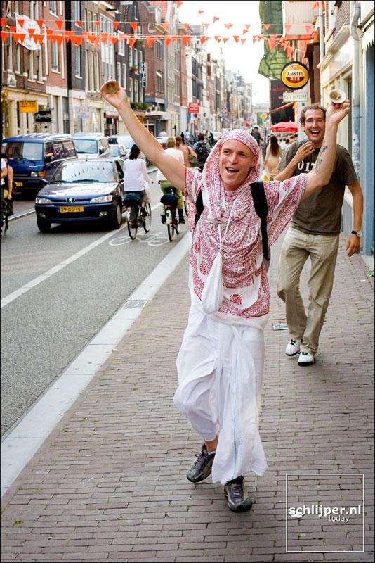 Nederland, Amsterdam, 4 juli 2006