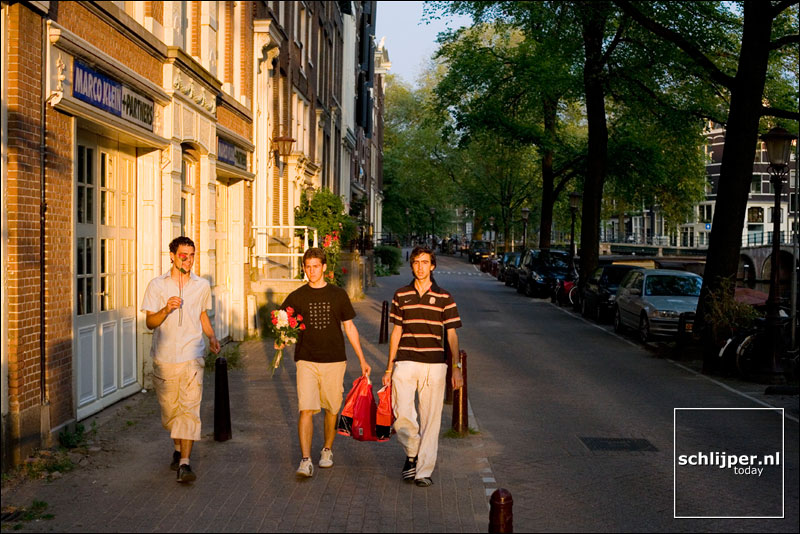 Nederland, Amsterdam, 6 juli 2006