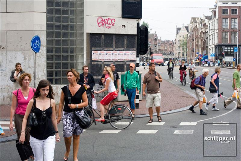 Nederland, Amsterdam, 7 juli 2006